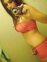 Sexy busty teen