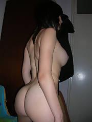 Hairy backside