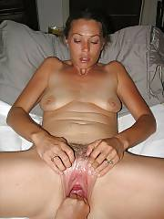 Mature whore rache gets her tight cunt fisted
