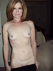 Sexy wifey undressing