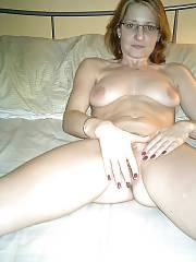 Mature cindy blowing
