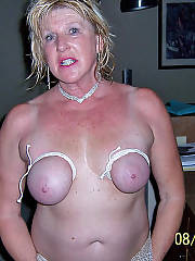 Hot mature mother