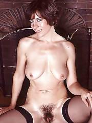 Hot hairy mamma