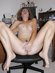 Amateur mother likes