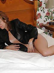 Hot sexy mamma on