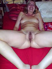 My sexy wife susan wanking when we took a road trip across the states about ten yrs ago.  she was so hot in these pics