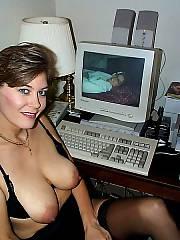 My sexy wife posing