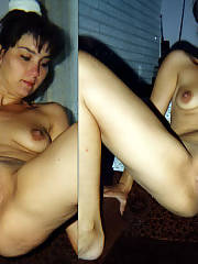 My sexy skinny nude