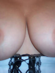 My wifey always complained about her the size of her tits...so for her last birthday i bought her new ones  :)