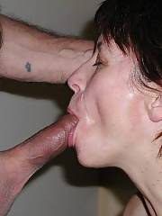 My wife is a fellatrix, and if none of you have experienced one youre missing out she always wants to sperm in her throat