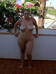 Our first day in cuba she was so sweaty she started going around the room nude all the time