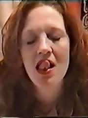 She enjoys to blowjob