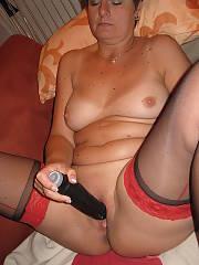 Curvy german anna