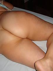 My wifes ass - the ass of my wife is very hot and very cozy.  sometimes she like when i fuck her anal and blow deep inside and let my pecker go soft while inside of her