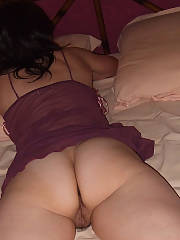 My 40yo wife from different nights, little secret its like when she fucks she just lays there