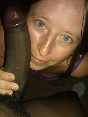 Naughty mamma loves big black prick in every hole