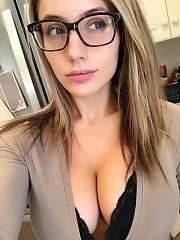 Mother huge breasts