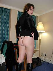 She enjoys playing kinky games like public nudity and being tied to the head board