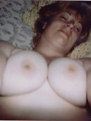 Mom was a lot on the crazy side, but she was up for anything. she loved anal, let me cum on her face and sucked me off in public. wish i could have gotten more of our pictures together before we broke up.