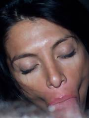 Met this latina in the bar who loves to BJ cock and fuck! i tried calling her number a few times but she would just pickup and hang up.