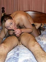 Sperm covered wife