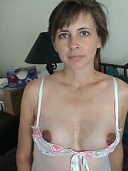 Naughty mamma shows her steely masturbation face for all you internet pervs