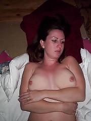 Sexy unshaved mom