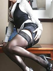 Sexy blondie wifey