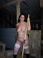 Sexy fat corina