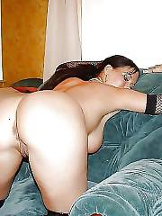 Boobed mature julia