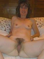 Mature wife shows body,tits hairy cunt ,then shows dicksucking skills