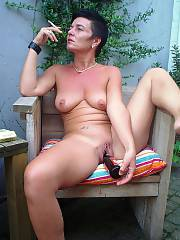 She doent care who filles her holes...as long as they are filled!!!!