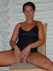 Horny mature slut