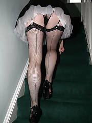 Hot mature maid