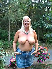 Huge blond