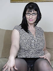 British boobed mom - josephine james