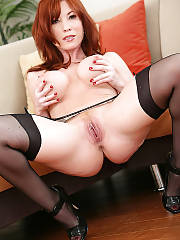 Hot cougar brittany