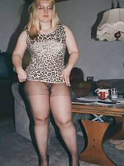 Pantyhose minikleid