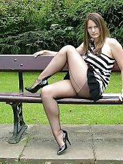 Sexy sexy outdoor