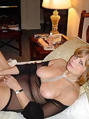Amateur milfs playing with their toys.