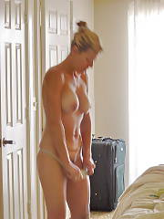 Voyeur mom in shower