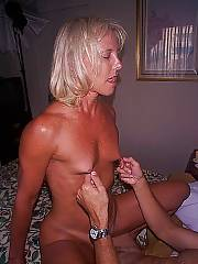 Blondie mature anne