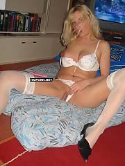 Blondie mature mistress