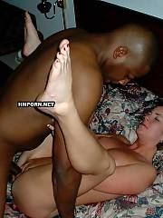 Mature and young wives getting banged by blacks at interracial swinger sex parties