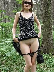 Amateur women wear