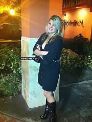 Curvy mature wife
