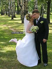 Sexual life of playful wife who went totally crazy after wedding - amateur xxx photos