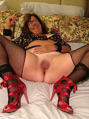 Hot homemade wife