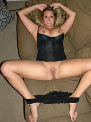 Incredible novice thong picture with a pretty blondie mommy