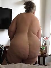 Huge mature lady